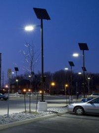 parking lot solar lighting ecoplanet energy
