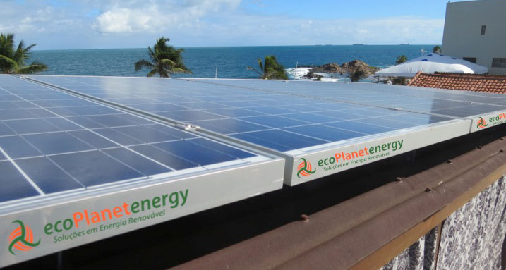 Projeto de microgeração fotovoltaica residencial estudo de caso 3